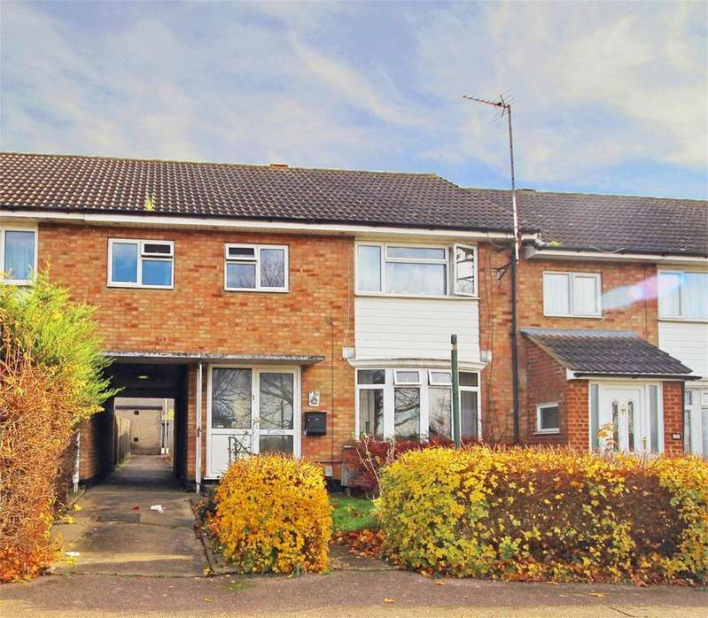 4 Bedrooms Terraced House for sale in Denby, Letchworth Garden City, SG6