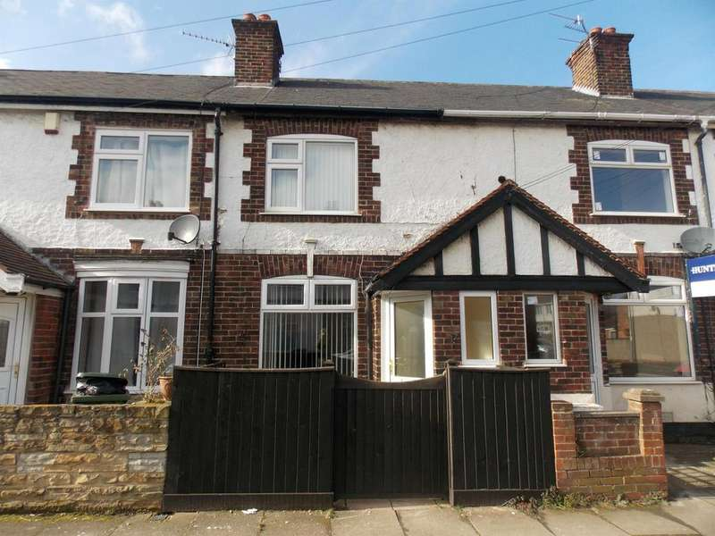 3 Bedrooms Terraced House for rent in Wharton Street, Grimsby, DN31 2EG