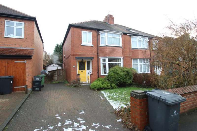 3 Bedrooms Flat for rent in Whitehouse Drive, Off Tadcaster Road