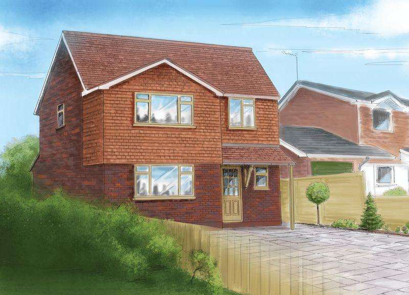 3 Bedrooms Detached House for sale in Mill Lane, Bramley