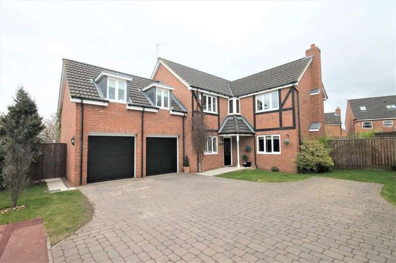 5 Bedrooms Detached House for sale in Lullingstone Crescent, Ingleby Barwick, Stockton-On-Tees