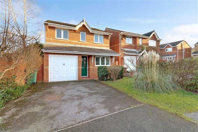 3 Bedrooms Detached House for sale in Wentworth Grove, Winsford, Cheshire