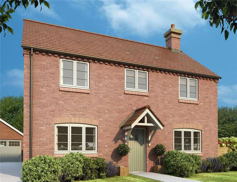 3 Bedrooms Detached House for sale in Ash Gardens, Burcote Park, Wood Burcote, Northamptonshire, NN12