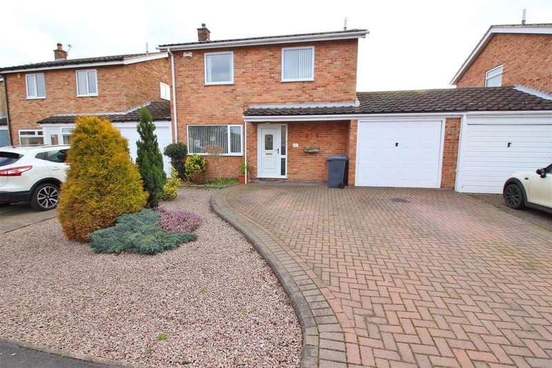 3 Bedrooms Detached House for sale in Willow Road, Bingham