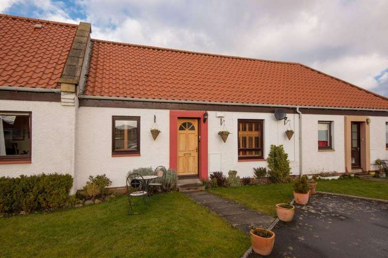 2 Bedrooms Terraced House for sale in 3 Muirfield Steading, Gullane, East Lothian, EH31 2EQ