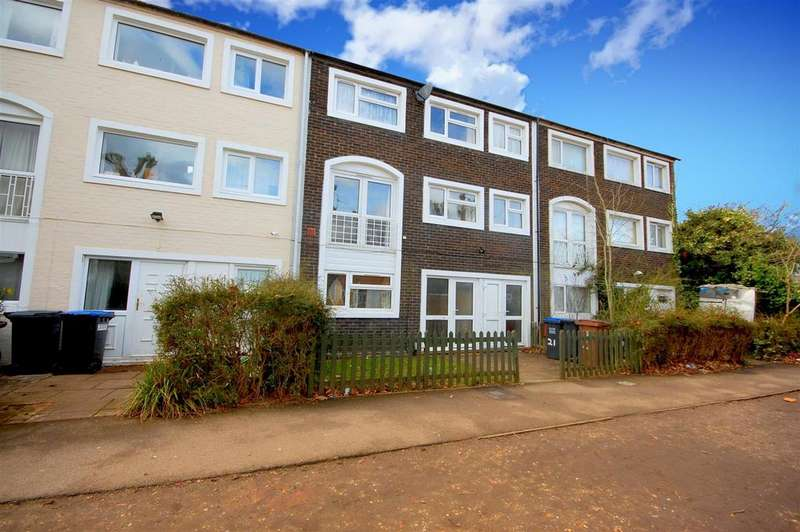 3 Bedrooms Terraced House for sale in Scholars Walk, Hatfield