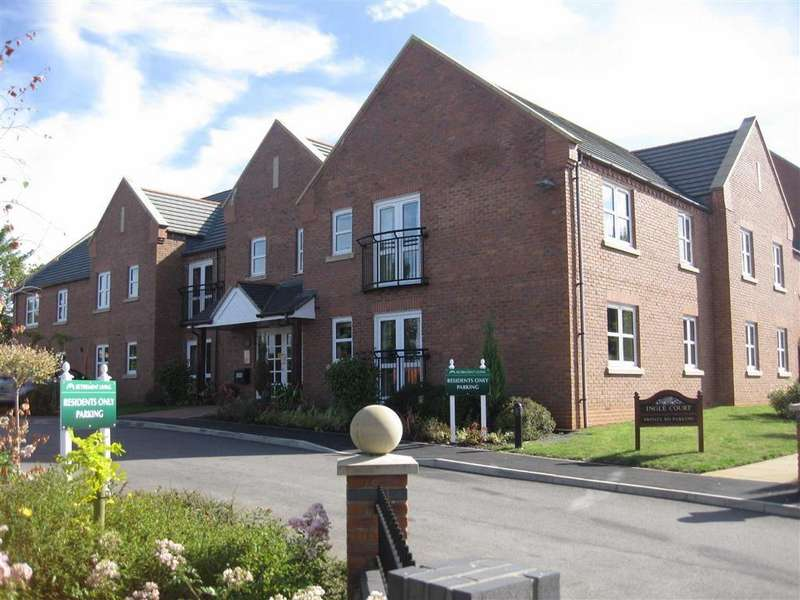 1 Bedroom Block Of Apartments Flat for sale in Ingle Court, Market Weighton