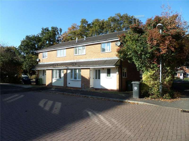 2 Bedrooms Terraced House for rent in Long Meadow, Worcester, Worcestershire