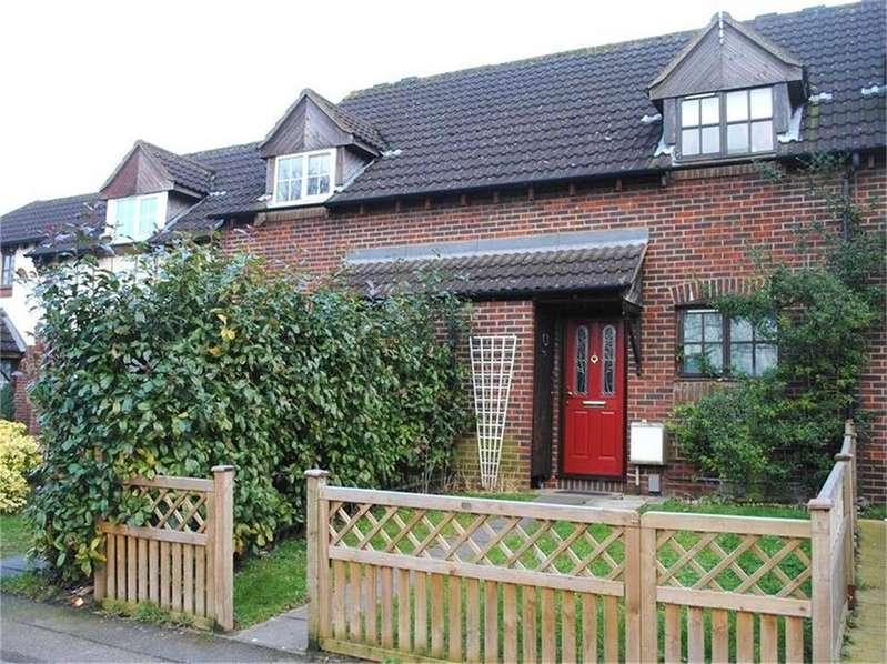 2 Bedrooms Terraced House for rent in London Road, Baldock