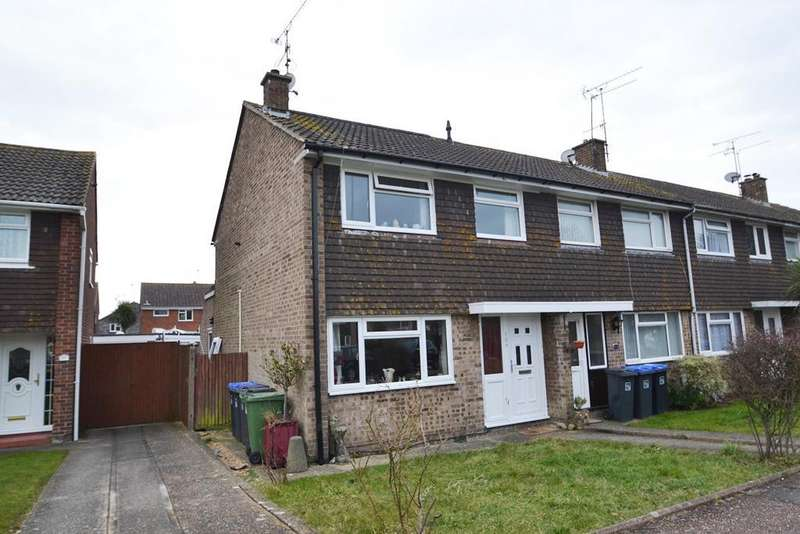 4 Bedrooms End Of Terrace House for sale in Boxgrove, Worthing, West Sussex, BN12 6LX