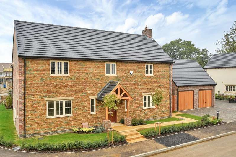 4 Bedrooms Detached House for sale in Stokes Rise, Great Easton