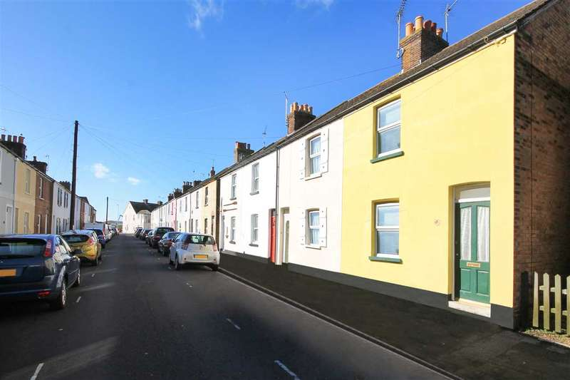 2 Bedrooms End Of Terrace House for sale in Stanley Road, Poole