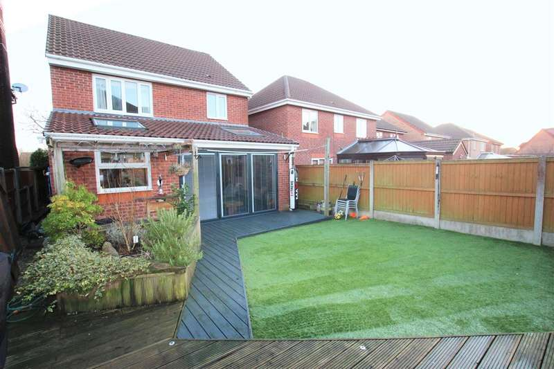 3 Bedrooms Detached House for sale in Hampshire Road, Walton-le-Dale, Preston