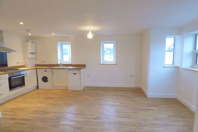 2 Bedrooms Flat for sale in Sancler House Walton Road, Folkestone, CT19