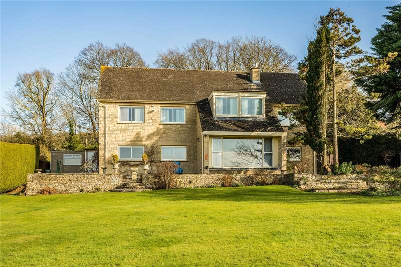 5 Bedrooms Detached House for sale in Haymes Road, Cleeve Hill, Cheltenham, Gloucestershire, GL52