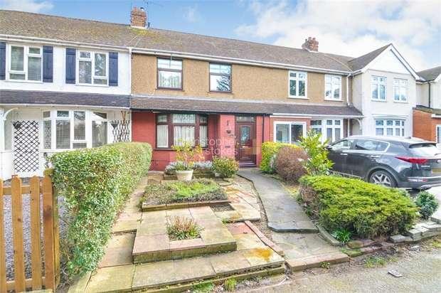4 Bedrooms Terraced House for sale in Beltona Gardens, Cheshunt, WALTHAM CROSS, Hertfordshire