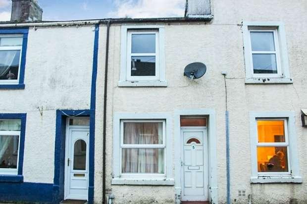 2 Bedrooms Terraced House for sale in Queen Street, Cleator Moor, Cumbria