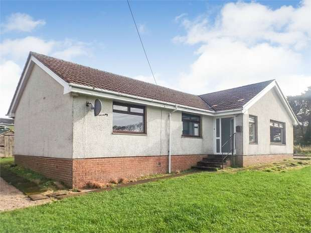 4 Bedrooms Detached Bungalow for sale in Cairniedrouth Farm, Cardross, Dumbarton, Argyll and Bute