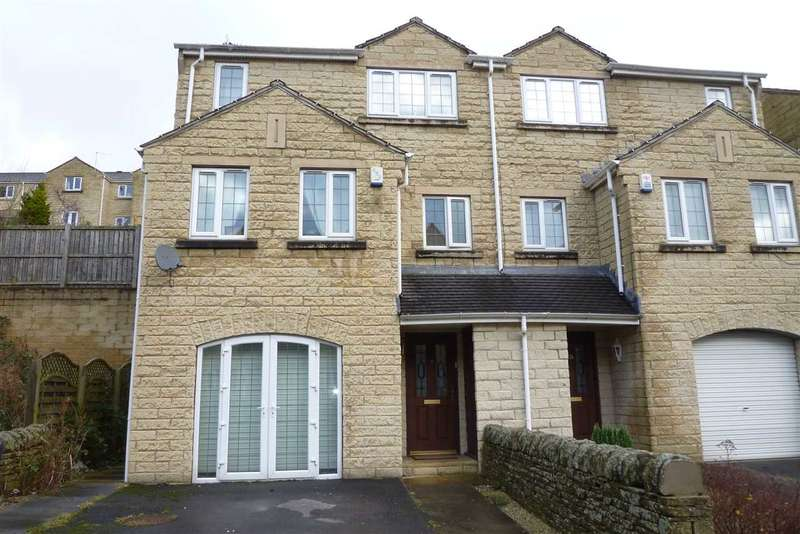3 Bedrooms Semi Detached House for sale in Prospect Road, Longwood, Huddersfield