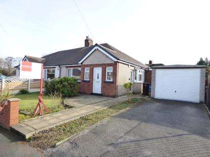 3 Bedrooms Bungalow for sale in Ingle Nook, Burnley, Lancashire