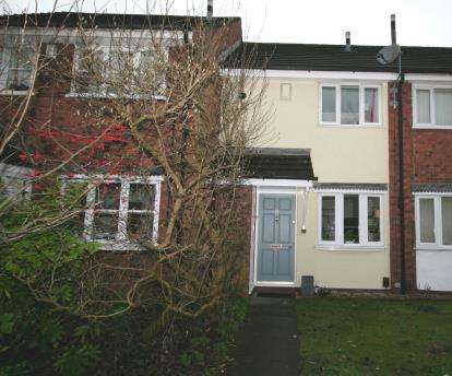 2 Bedrooms Terraced House for sale in Peckforton Close, Gatley, Cheadle
