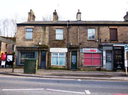 2 Bedrooms Terraced House for sale in Market Street, Disley, Stockport