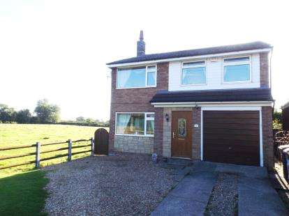 4 Bedrooms Detached House for sale in Maple Close, Brereton, Sandbach, Cheshire