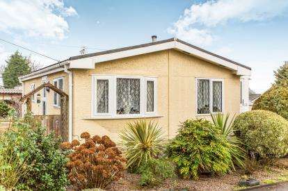 2 Bedrooms Mobile Home for sale in Agden Brow Park, Agden Brow, Lymm, Cheshire