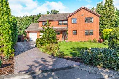 4 Bedrooms Detached House for sale in Normanby Hall Park, Middlesbrough, North Yorkshire