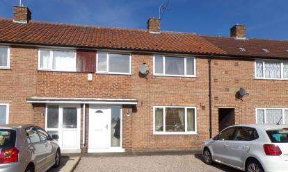 3 Bedrooms Terraced House for sale in Turker Close, Northallerton