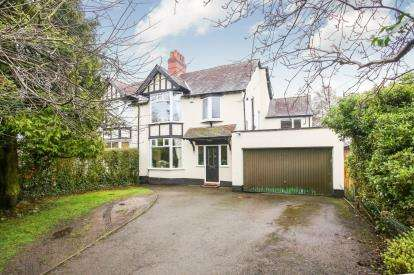 4 Bedrooms Semi Detached House for sale in Ryles Park Road, Macclesfield, Cheshire