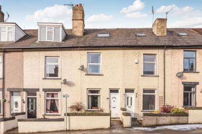 2 Bedrooms Terraced House for sale in Woodlands Terrace, Pudsey, Leeds, West Yorkshire