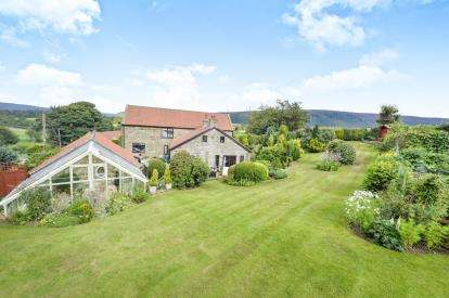 6 Bedrooms Detached House for sale in Ingleby Greenhow, Great Ayton, North Yorkshire, England