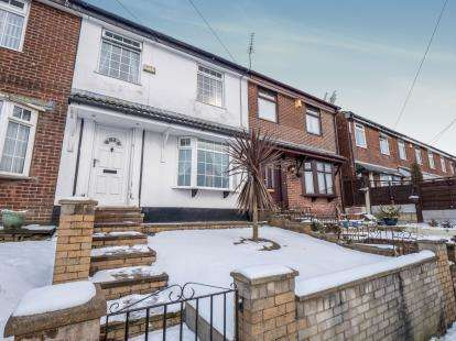 3 Bedrooms Terraced House for sale in Buckingham Road, Stalybridge, Greater Manchester
