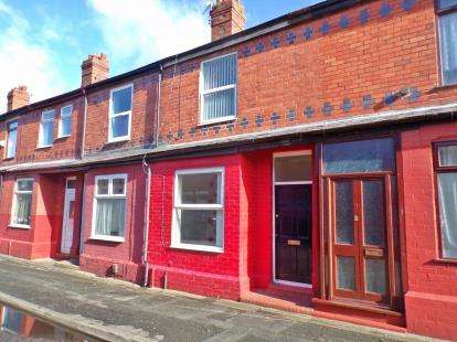 2 Bedrooms Terraced House for sale in Grafton Street, Warrington, Cheshire