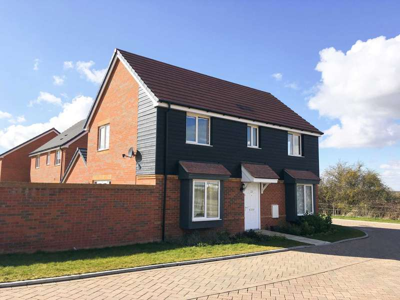 4 Bedrooms Detached House for sale in Kestrel Way, Didcot