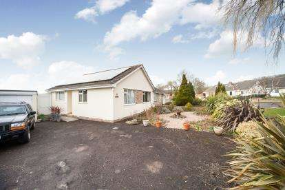 3 Bedrooms Bungalow for sale in Wells, Somerset, England