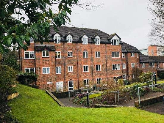 Retirement Property for sale in Clockhouse Road, Farnborough, Hampshire