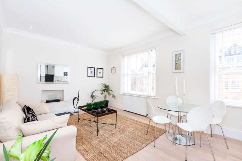 2 Bedrooms Apartment Flat for sale in Cromwell Crescent, London