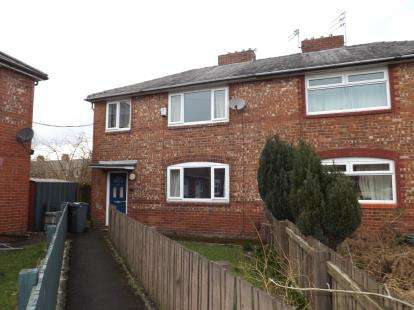 3 Bedrooms Semi Detached House for sale in Congleton Avenue, Manchester, Greater Manchester, Uk