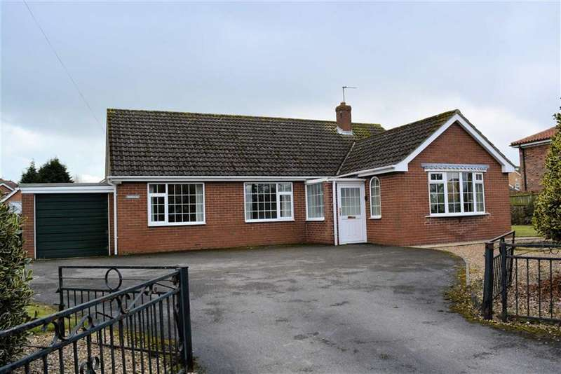 3 Bedrooms Detached Bungalow for sale in Emmaus, Green Lane, North Duffield, YO8