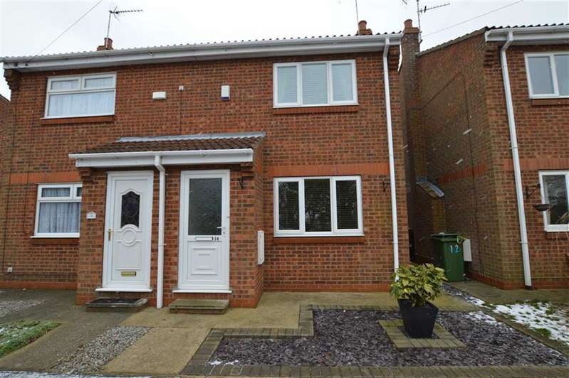 2 Bedrooms Semi Detached House for sale in Breamer Lane, Seaton, East Yorkshire