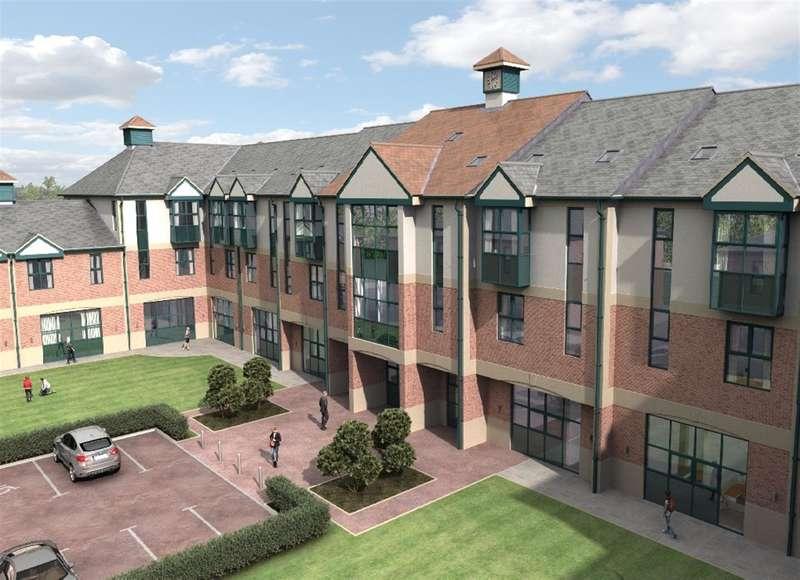 2 Bedrooms Apartment Flat for sale in Metropolitan House, 20 Brindley Road, Brindley Road, M16 9HQ