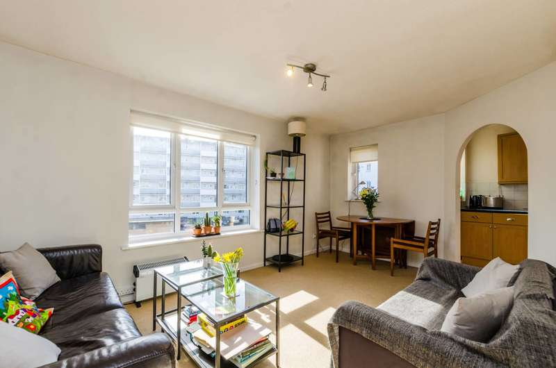 1 Bedroom Flat for sale in Scott Lidgett Crescent, Bermondsey, SE16