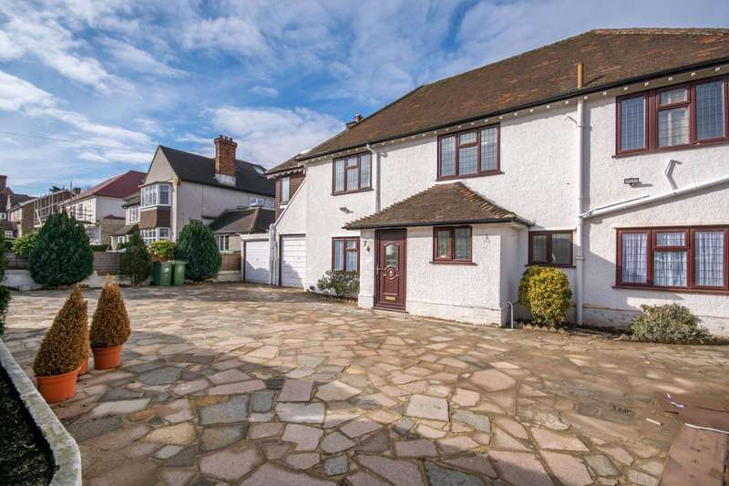 4 Bedrooms Detached House for rent in York Road, Cheam, SM2