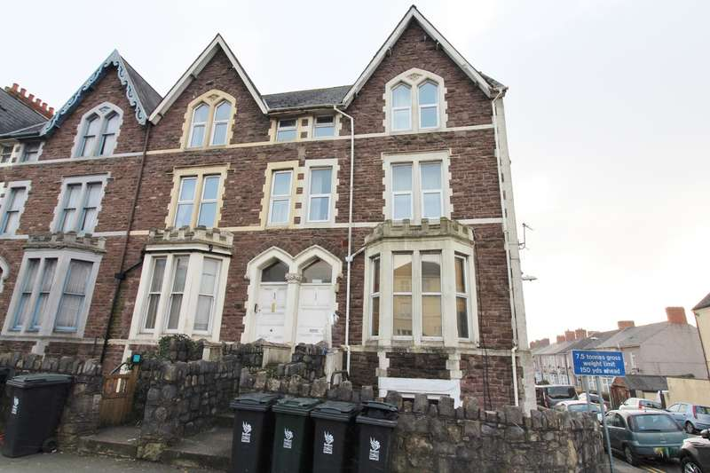 1 Bedroom Flat for sale in Flat 3, Chepstow Road, Newport, Newport, NP19