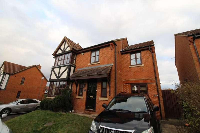 5 Bedrooms Detached House for rent in Westcroft MK4