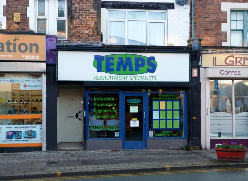 Property for rent in Market Street Crewe CW1