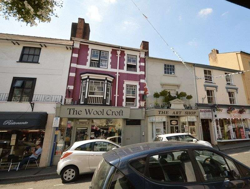 1 Bedroom Property for rent in Cross Street, Abergavenny