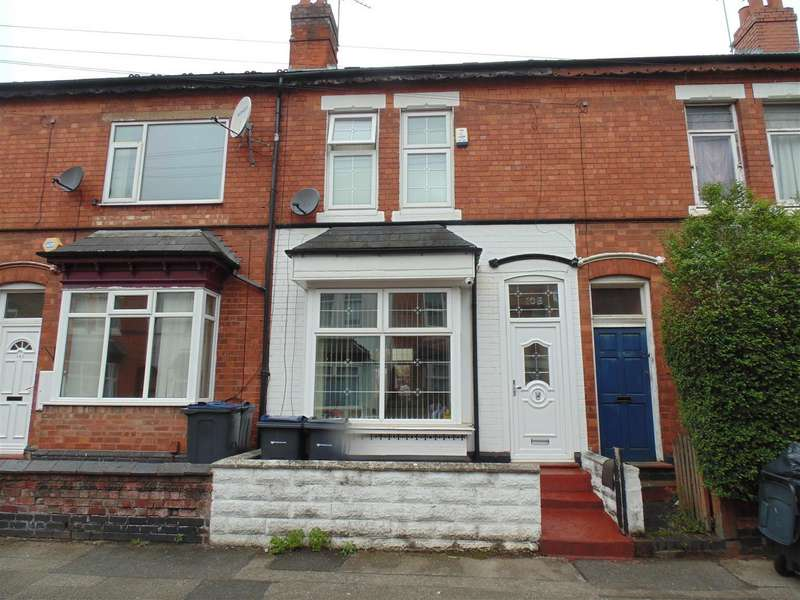 3 Bedrooms Terraced House for sale in South Road, Erdington, Birmingham